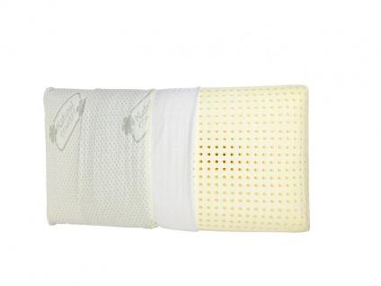 Malie Softy Air viscoelastisches Nackenstützkissen mit perforierten Kern