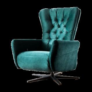 Candy Funktionssessel Sixty Relax in elegantem Design in verschiedenen Ausführungen konfigurierbar