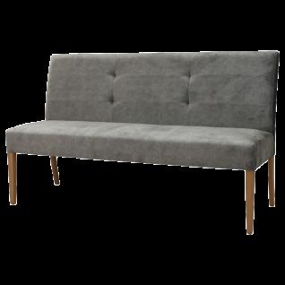 Standard Furniture Polsterbank Agra 1 Gestell aus Massivholz Bezug sowie Holzausführung wählbar