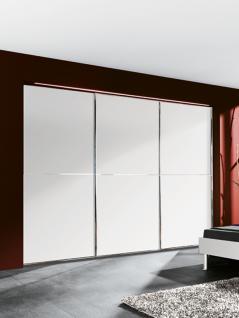 Nolte Attraction Schwebetürenschrank Kleiderschrank Ausführung 1A in Polarweiß oder Dekor wählbar