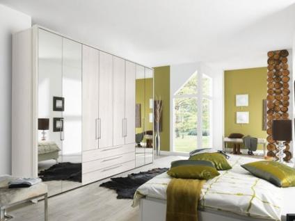 Nolte Horizont 7000 Falttürenschrank Schrank KombinationKristallspiegel Schlafzimmer Farbe wählbar