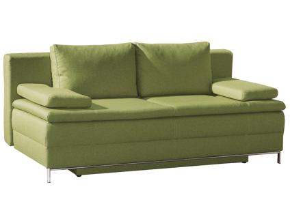 Restyl Andora 2-Sitzer Centa ausziehbares Funktionssofa ca. 150 x 200 cm mit Komfortsitzhöhe in verschiedenen Trendstoffen erhältlich
