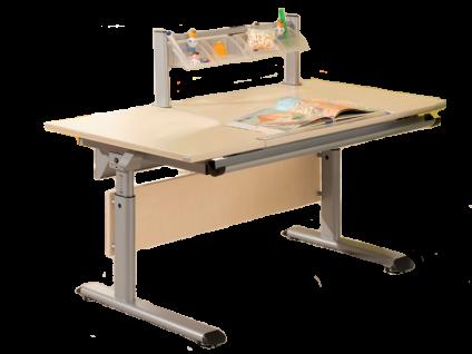 Paidi Schoolworld Marco 2 140 Schreibtisch in Birke Multiplex Ausführung optional mit weiteren Zubehör