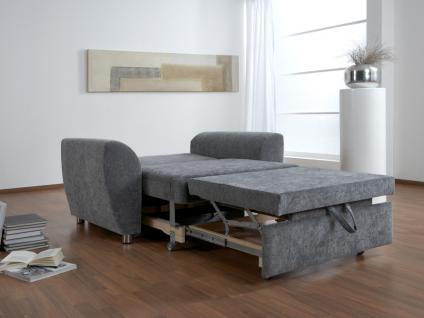 Steinpol PoCo lifestyle Allround Schlafsessel Multiflexx Plus Sessel in Stoff Ausführung wählbar ideal für Ferienwohnung