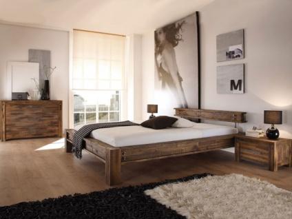 Hasena Bett Factory San Diego Bettrahmen inkl. Füße Kopfteil Lucca Liegefläche 180 x 200 cm Farbe wählbar