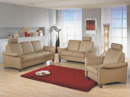 echtleder 3 sitzer g nstig online kaufen bei yatego. Black Bedroom Furniture Sets. Home Design Ideas