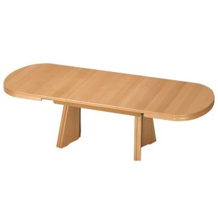 Vierhaus Couchtisch 2135 Echtholz furniert höhenverstellbar und ausziehbar Ausführung wählbar Stubentisch für Ihr Wohnzimmer oder Gästezimmer