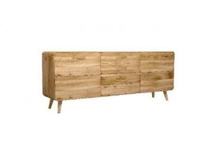 Dkk Klose Kollektion K34 Kastenmöbel Sideboard 3tlg. Kommode 342602 für Wohnzimmer oder Esszimmer Ausführung wählbar