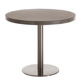 Niehoff Tisch Bistro 7333 mit Tischplatte aus Dekor oder Massivholz und wählbarer Gestellausführung ideal für Ihr Esszimmer