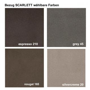 Standard Furniture Sitzbank Stockholm mit Truhe und Stauraum Gestell bzw. Holzart und Bezugsfarbe wählbar - Vorschau 5