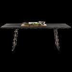 S-KULTUR by Wöstmann Natural Arts Tischsystem mit Gestell Variante B Esstisch mit fester Platte für Ihr neues Esstimmer Breite Länge und Tischplattenausführung wählbar