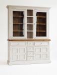 MCA Buffet Bodde FH302013 Ausführung Massivholz recycle Kiefer weiß/ honigfarbig für Wohnzimmer Speisezimmer Furniture