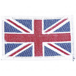Aufnäher - Großbritannien Länderfahne - 04373 - Gr. ca. 9 x 4 cm
