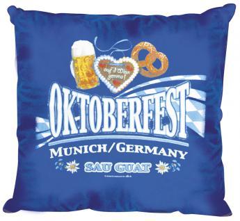 Kissen - Oktoberfest Munich/Germany - 11324 - Deko Kissen