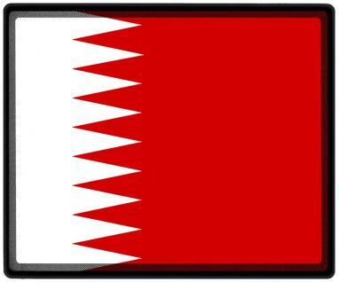 Mousepad Mauspad mit Motiv - Bahrain Fahne Fußball Fußballschuhe - 82020 - Gr. ca. 24 x 20 cm