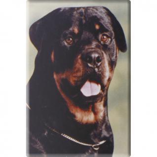 TIERMAGNET - Hund Welpe - Gr. ca. 8 x 5, 5 cm - 38471 - Küchenmagnet