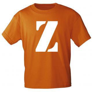 """Marken T-Shirt mit brillantem Aufdruck """" Z"""" 85121-Z M"""
