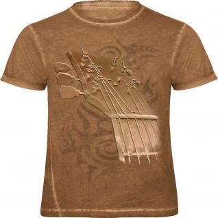 T-Shirt mit Print - the Giant - 12965 - von ROCK YOU MUSIC SHIRTS - Gr. L