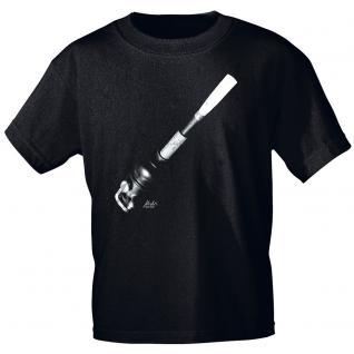 Designer T-Shirt - Oboe - von ROCK YOU MUSIC SHIRTS - 10177 - Gr. S