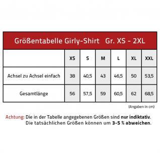 Girly-Shirt mit Print Elefant Elephant Mandala G12992 Gr. Navy / XL - Vorschau 2