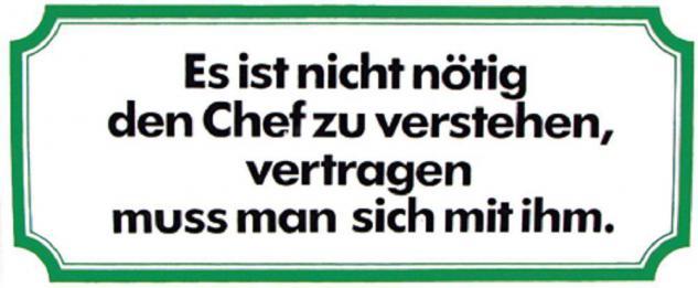 PVC Aufkleber Fun Auto-Applikation Spass-Motive und Sprüche - Es ist nicht ... - 303350 - Gr. ca. 17 x 8 cm