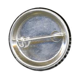 Button Anstecknadel - WÜRTTEMBERG - 03700 - Gr. ca. 2, 5 cm - mit Aufdruck - Vorschau 2