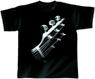 Designer T-Shirt - Space Cowboy - von ROCK YOU MUSIC SHIRTS - 10367 - Gr. XXL