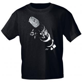 Designer T-Shirt - clarinet - von ROCK YOU MUSIC SHIRTS - 10731 - Gr. M