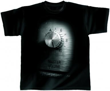Designer T-Shirt - Supernova - von ROCK YOU MUSIC SHIRTS - 10373 - Gr. S
