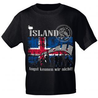 T- Shirt Island Gr. S - XXL 12124 S
