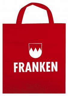 """Baumwolltasche Einkaufstasche Stofftasche Umwelttasche Tasche mit Druck """" FRANKEN"""" NEU (08866)"""