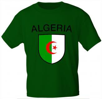 Aufnäher - Algerien Fahne - 21566 - Gr. ca. 8 x 5 cm