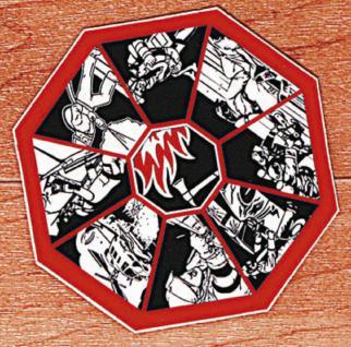 """Auto-Aufkleber Stick Applikation Emblem Aufkleber """" Feuerwehrsymbole"""" NEU Gr. ca. 10cm (307786) Feuerwehr Firefighter Rettungshelfer (innen- oder außenklebend)"""