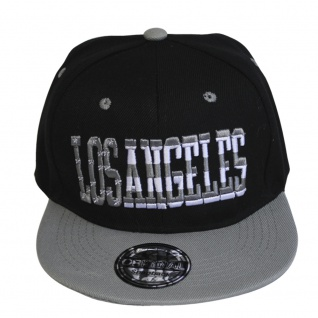 Snapback Baseballcap mit Stickerei Los Angeles 69361