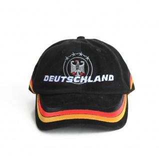Baseballcap Deutschland 4 Sterne Adler Wappen Emblem - 69366