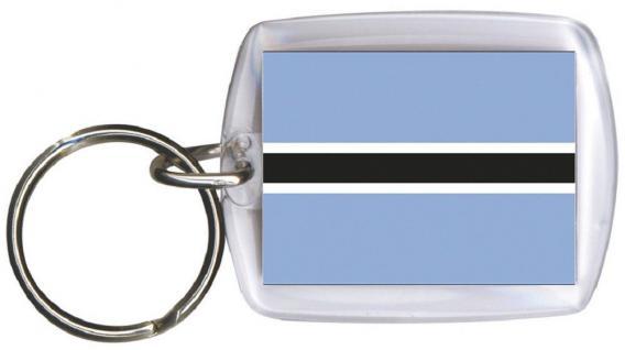 Schlüsselanhänger - BODSWANA - 81026 - WM Länder