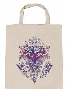 (U09582)Umweltfreundliche Baumwoll - Tasche , ca. 28 x 43 cm mit Aufdruck in 7 Farben natur