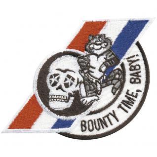 Applikation Patches Aufnäher Abzeichen - Bounty Time, Baby - Gr. ca. 15cm x 8, 5cm (04741) Militär Military Armee Army Heer Bundeswehr