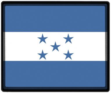Mousepad Mauspad mit Motiv - Honduras Fahne Fußball Fußballschuhe - 82063 - Gr. ca. 24 x 20 cm