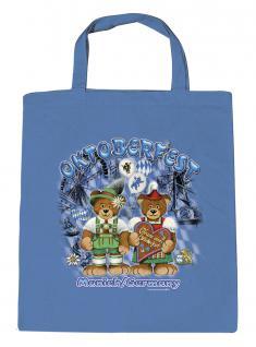 Umweltfreundliche Baumwolltasche - Oktoberfest - 08903 - Bag Cotton
