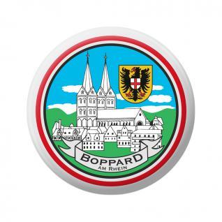 Küchenmagnet - Boppard - Gr. ca. 5, 7 cm - 16034 - Magnet