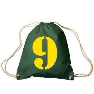 Sport-Rucksack mit Print - 9 - 65160 - Trend-Bag Turnbeutel Sporttasche
