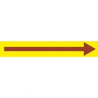 Hinweisschild - Richtungspfeil - Gr. ca. 20 x 3, 2 cm - 309304/1