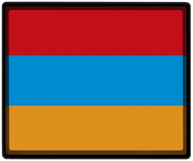 Mousepad Mauspad mit Motiv - Armenien Fahne - 82015 - Gr. ca. 24 x 20 cm