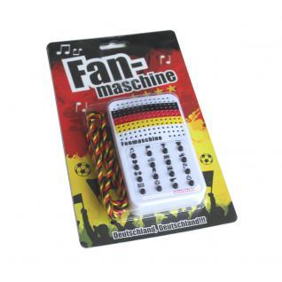 (49016) FAN- MASCHINE mit 16 verschiedenen Fan- Melodien