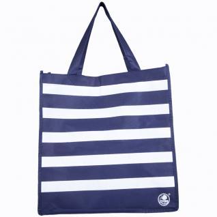 Non-Woven-Tasche - Streifen - 26286 - Bag Shopper