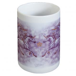 Tasse Keramikbecher Pferd Sternenponies Einhorn 57380 ©Kollektion Bötzel - Vorschau 2