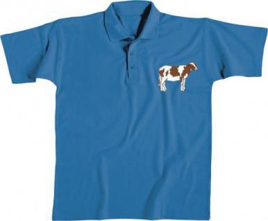 S M L XL XXL  NEU • FEUERWEHR • 10887 Polo-Shirt mit Einstickung Gr