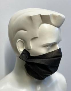 Behelfsmaske Gesichtsmaske Maske mit wasserabweisenden Vliess - 15443 - Vorschau 2