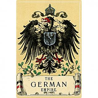 Magnet - PREUSSEN THE GERMAN EMPIRE - Gr. ca. 8 x 5, 5 cm - 38132 - Küchenmagnet
